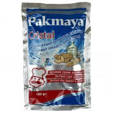 Дрожжи сухие активные Pakmaya Cristal 100г